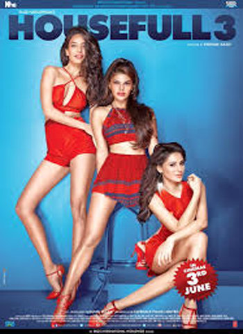 Housefull 3 2016 movie poster download
