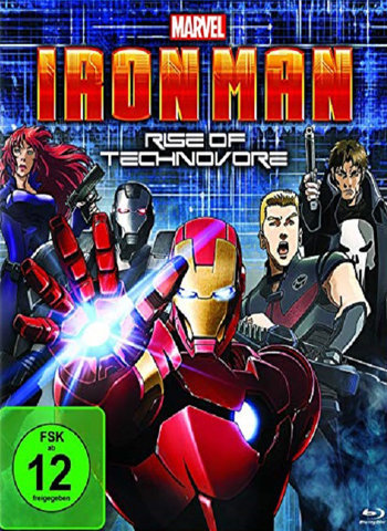 Iron Man Rise of Technovore 2013 movie poster download