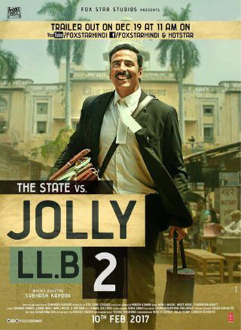 Jolly LLB 2 2017 movie poster download