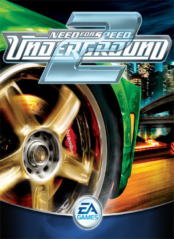Need for Speed Underground 2 2004 game poster download