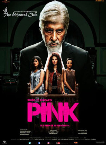 Pink 2016 movie poster download