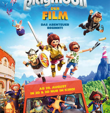 Playmobil The Movie 2019 movie poster download