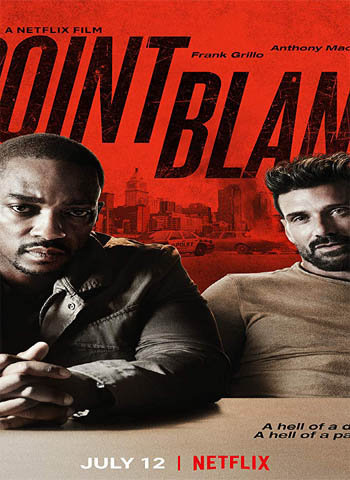 Point Blank 2019 movie poster download