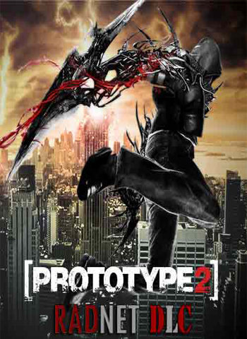 Prototype 2 game poster download