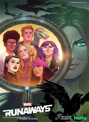 Runaways 2017 show poster download