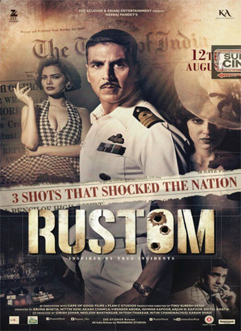 Rustom 2016 movie poster download