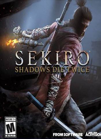 Sekiro Shadows Die Twice 2019 game poster download