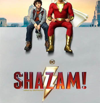 Shazam 2019 movie poster download