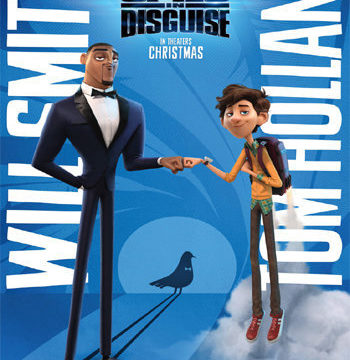 Spies in Disguise 2019 movie poster download