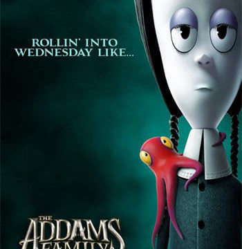 The Addams Family 2019 movie poster download