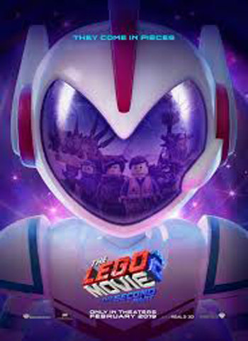 The Lego Movie 2 The Second Part 2019 movie poster download
