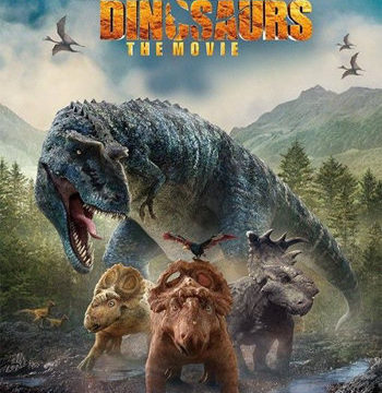 Walking with Dinosaurs 3D 2013 movie poster download