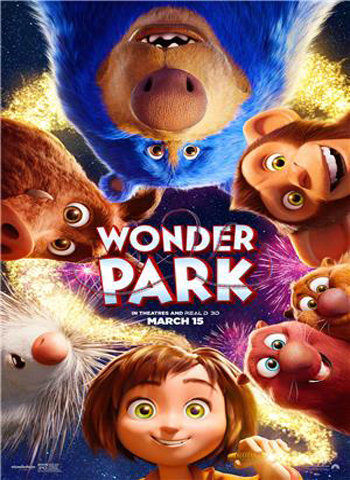 Wonder Park 2019 movie poster download
