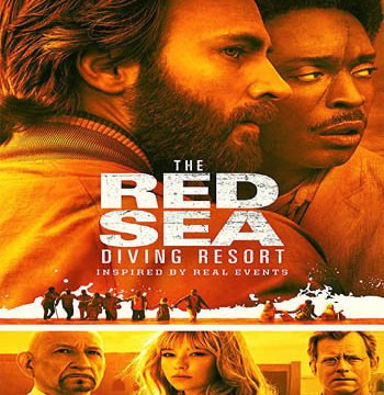 The Red Sea Diving Resort 2019 movie poster download