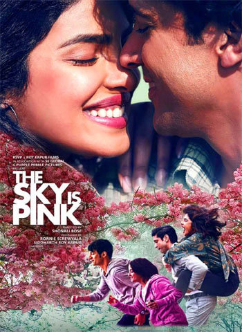 The Sky Is Pink 2019 movie poster download
