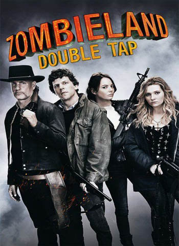Zombieland Double Tap 2019 movie poster download